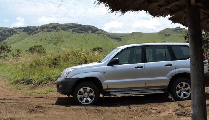 LandCruiser Txl Brazzaville
