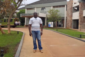 Goma office Moses