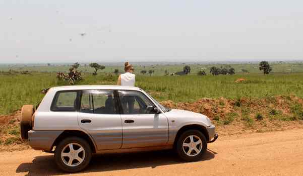Game Drive in Queen Elizabeth