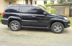 Landcruiser ( SUV Rental)