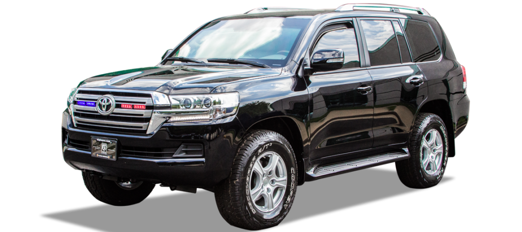 Armored Bulletproof Cars